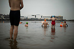 New Brighton swimmers.<br /> <br /> © Colin McPherson, 2018 all rights reserved.