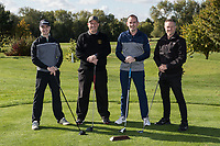 From left are Matthew Faulkner, Ian Towlson, Adrian Hill and Richard Dawof Team BEC Consulting