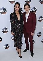 08 January 2018 - Pasadena, California - Amber Stevens West, Andrew J. West. 2018 Disney ABC Winter Press Tour held at The Langham Huntington in Pasadena. <br /> CAP/ADM/BT<br /> &copy;BT/ADM/Capital Pictures