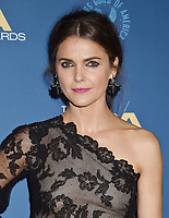 HOLLYWOOD, CA - FEBRUARY 02: Keri Russell attends the 71st Annual Directors Guild Of America Awards at The Ray Dolby Ballroom at Hollywood &amp; Highland Center on February 02, 2019 in Hollywood, California.<br /> CAP/ROT/TM<br /> &copy;TM/ROT/Capital Pictures