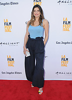 "17 June 2017 - Culver City, California - Lake Bell. LA Film Festival Premiere of ""Shot Caller"" held at ArcLight Culver City in Culver City. Photo Credit: Birdie Thompson/AdMedia"
