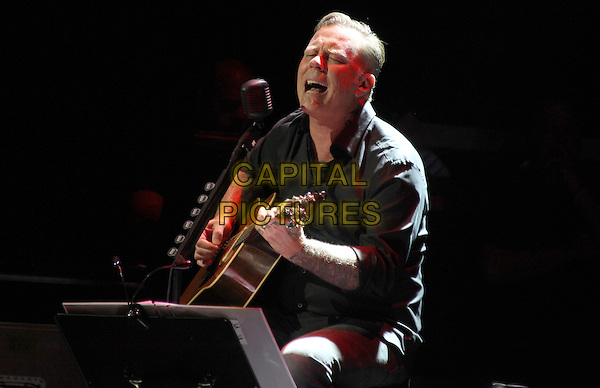 Los Angeles, CA - May 12: James Hetfield Attending 2014 MusiCares MAP Fund Benefit Concert - Show At Club Nokia  California on May 12, 2014.  <br /> CAP/MPI/RTNUPA<br /> &copy;RTNUPA/MediaPunch/Capital Pictures