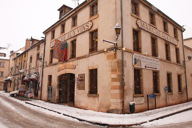 Marche ASu Vin - Beaune France Burgundy.