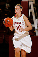 STANFORD, CA - NOVEMBER 8:  JJ Hones of the Stanford Cardinal during Stanford's 107-55 win over the UCSD Toreros on November 8, 2009 at Maples Pavilion in Stanford, California.