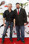 CHRIS SANDERS, DEAN DEBLOIS. Arrivals to the Los Angeles premiere of Dreamworks' How To Train Your Dragon at the Gibson Amphitheater. Universal City, CA, USA. March 21, 2010.