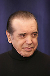 """Chazz Palminteri during the photocell for """"A Bronx Tale - The New Musical""""  at the New 42nd Street Studios on October 21, 2016 in New York City."""