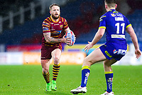 Picture by Alex Whitehead/SWpix.com - 08/02/2018 - Rugby League - Betfred Super League - Huddersfield Giants v Warrington Wolves - John Smith's Stadium, Huddersfield, England - Huddersfield's Jordan Rankin.