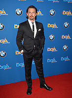 Milo Ventimiglia at the 69th Annual Directors Guild of America Awards (DGA Awards) at the Beverly Hilton Hotel, Beverly Hills, USA 4th February  2017<br /> Picture: Paul Smith/Featureflash/SilverHub 0208 004 5359 sales@silverhubmedia.com