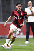 Giacomo Bonaventura of AC Milan in action during the Serie A football match between AC Milan and Bologna FC at stadio Giuseppe Meazza in Milano ( Italy ), July 18th, 2020. Play resumes behind closed doors following the outbreak of the coronavirus disease. <br /> Photo Image Sport / Insidefoto