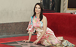 Lucy Liu Honored With Star On The Hollywood Walk Of Fame on May 01, 2019 in Hollywood, California.<br /> Lucy Liu 016