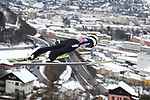 FIS Ski Jumping World Cup - 4 Hills Tournament 2019 in Innsvruck on January 4, 2019;  Daiki Ito (JPN) in action