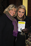 One Life To Live Kim Zimmer and Orfeh (Broadway's Legally Blonde)  star in Off Broadway's Love Loss, and What I Wore at the Westside Theatre, New York City, New York which plays to March 20. Fans came out on February 16, 2011 for the show on Wednesday evening . (Photo by Sue Coflin/Max Photos)