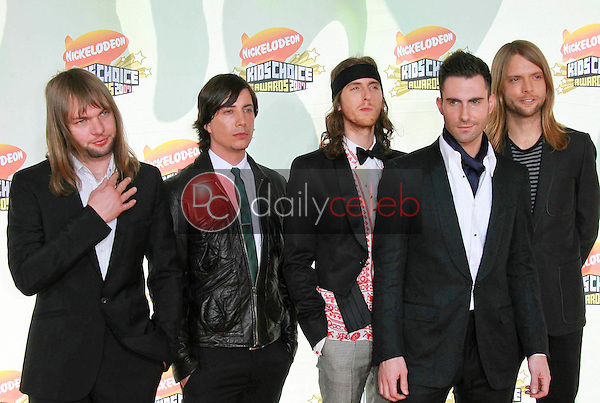 Maroon 5<br />