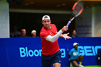 Washington, DC - July 25, 2018:  Tennys Sandgren of the Washington Kastles plays in a Men's Singles match against Marcus Willis of the San Diego Aviators July 25, 2018.  (Photo by Don Baxter/Media Images International)