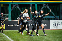 Tacoma, WA - Sunday, June 2, 2019: Reign FC vs Houston Dash at Cheney Stadium.