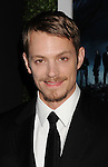 HOLLYWOOD, CA - MARCH 26: Joel Kinnaman  arrives at AMC's 'The Killing' Season 2 Los Angeles Premiere at the ArcLight Cinemas on March 26, 2012 in Hollywood, California.