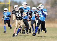 10-24-09 Youth Football - Air Force at Buffs