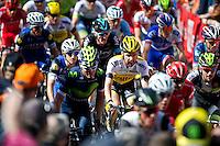 2016 La Fleche Wallonne<br /> Huy, Belgium<br /> 20 April 2016<br /> Victor Campenaerts, Team Lotto NL Jumbo