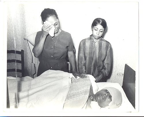 Sagrario Ercira Díaz Santiago, en estado de gravedad.