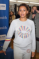 Melanie Brown - aka Mel B - signing her biography Brutally Honest at WHSmith bookstore Milton Keynes, UK on Saturday December 1st 2018<br /> CAP/ROS<br /> &copy;ROS/Capital Pictures