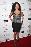 SUZETTE TOMLINSON. Arrivals to Take a Chance On Love 2 Charity Benefit, presented by Love Cures Cancer at Voyeur nightclub, West Hollywood, CA, USA.February 10th, 2010.