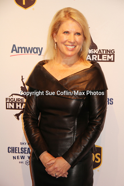 Tina Lundgren - Figure Skating in Harlem presents Champions in Life Benefit Gala on April 29, 2019 at Chelsea Pier, New York City, New York - (Photo by Sue Coflin/Max Photos)