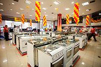 Belo Horizonte_MG, Brasil...Rede Ricardo Eletro, uma das que mais cresce no Brasil...Ricardo Eletro, its the largest appliance store in Brasil...Foto: LEO DRUMOND / NITRO