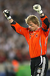 08 July 2006: Oliver Kahn (GER). Germany defeated Portugal 3-1 at the Gottlieb-Daimler Stadion in Stuttgart, Germany in match 63, the third-place game, of the 2006 FIFA World Cup.