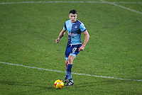 Luke O'Nien of Wycombe Wanderers during the Sky Bet League 2 match between Notts County and Wycombe Wanderers at Meadow Lane, Nottingham, England on 10 December 2016. Photo by Andy Rowland.