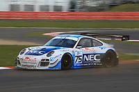 #75 PROSPEED COMPETITION (BEL) PORSCHE 911 GT3 RSR PAUL VAN SPLUNTEREN (NLD) MAXIME SOULET (BEL) GILLES VANNELET (FRA)