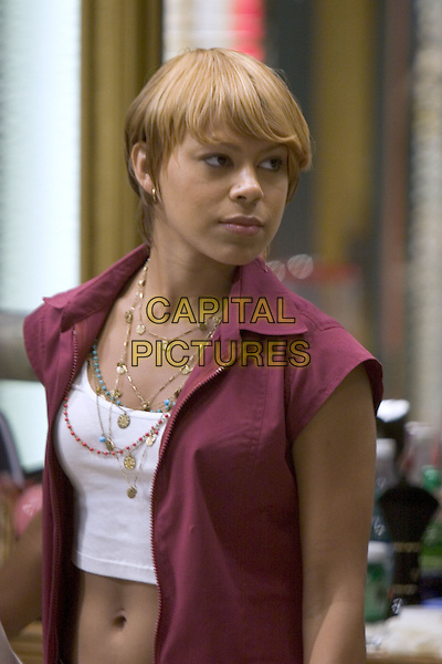TONI TRUCKS.in Barbershop.*Editorial Use Only*.www.capitalpictures.com.sales@capitalpictures.com.Supplied by Capital Pictures.