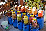 Various Foods For Sale