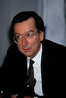 Le premier Ministre Robert Bourassa en janvier 1993 (date exacte inconnue)<br /> <br /> Photo:  Agence Quebec Presse