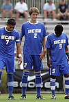 04 September 2011: UCSB's Peter Schmetz (GER) (2). The University of California Santa Barbara Broncos defeated the North Carolina State University Wolfpack 1-0 at Koskinen Stadium in Durham, North Carolina in an NCAA Division I Men's Soccer game.