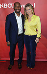 Dolvett Quince and Alison Sweeney at the NBC Universal Winter Press Tour 2013,held at the Langham Huntington Hotel and Spa, Pasadena CA. January 6, 2013.