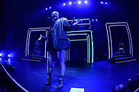 MIAMI BEACH, FL - JULY 06: Erasure performs at the Fillmore on July 6, 2018 in Miami Beach, Florida. <br /> CAP/MPI04<br /> &copy;MPI04/Capital Pictures