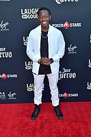 Wuz Good bei Kevin Hart's 'Laugh out Loud' Launch Event auf dem Goldstein Anwesen. Los Angeles, 03.08.2017