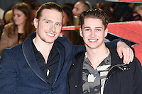 AJ Pritchard at the premiere of &quot;xXx-Return of Xander Cage&quot; at the O2 Cineworld, London, UK. <br /> 10th January  2017<br /> Picture: Steve Vas/Featureflash/SilverHub 0208 004 5359 sales@silverhubmedia.com