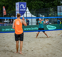 Den Bosch, Netherlands, 16 June, 2018, Tennis, Libema Open, beachtennis<br /> Photo: Henk Koster/tennisimages.com