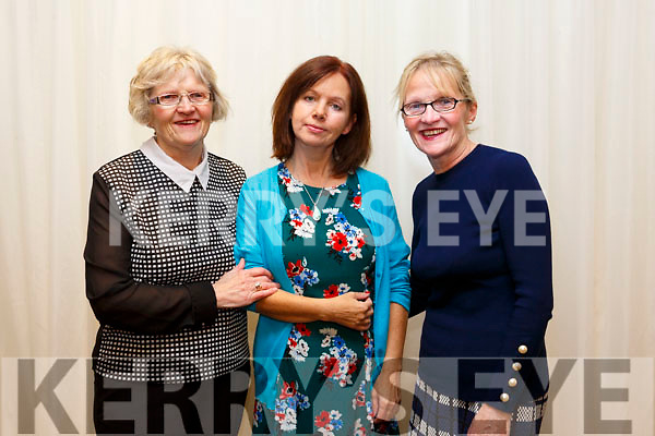 Tidy Towns awards at the Rose Hotel on Monday. Winner in best gardens category were Ann Hubbert O'Rahilly's Villas, Gina Culloty, Ashleigh Downs, Phil Kissane ,Cloonanorig