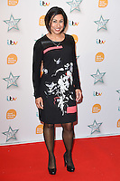 Saira Khan<br /> arrives for the Good Morning Britain Health Star Awards 2016 at the Park Lane Hilton, London<br /> <br /> <br /> &copy;Ash Knotek  D3107 14/04/2016