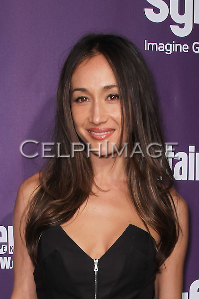 MAGGIE Q (Margaret Denise Quigley).arrives to the annual Entertainment Weekly and Syfy Party in conjunction with Comic-Con 2010 at the Hotel Solamar. San Diego, CA, USA.July 24, 2010. ©CelphImage