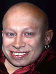 Verne Troyer attends the N.A.T.P.E. Convention at Convention Hall on January 12, 2000 in New Orleans.