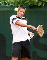 15-8-07, Amsterdam, Tennis, Nationale Tennis Kampioenschappen 2007, Igor Sijsling