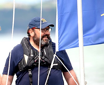 Colin Morehead, 42nd Admiral of the Royal Cork YC