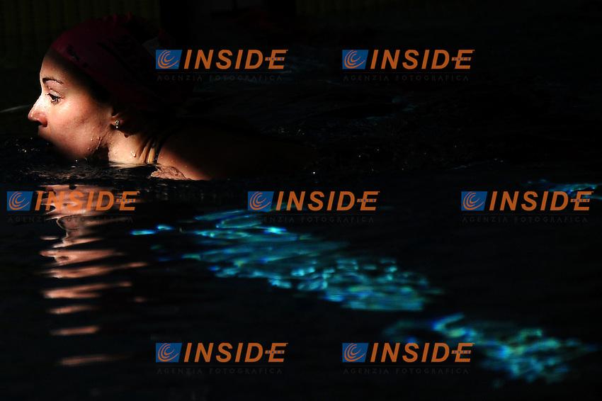 Silvia Di Pietro GS Forestale - Canottieri Aniene <br /> 50m Farfalla donne <br /> Stadio del Nuoto Riccione<br /> Campionati Italiani Nazionali Assoluti Nuoto Primaverili Fin <br /> Riccione Italy 20-04-2016<br /> Photo &copy; Andrea Staccioli/Deepbluemedia/Insidefoto