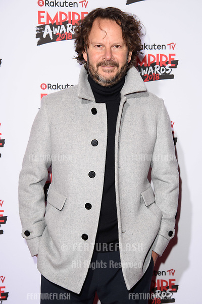 Ram Bergman arriving for the Empire Awards 2018 at the Roundhouse, Camden, London, UK. <br /> 18 March  2018<br /> Picture: Steve Vas/Featureflash/SilverHub 0208 004 5359 sales@silverhubmedia.com