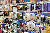 Health and beauty aids in a drugstore in New York on Saturday, November 15, 2014. (© Richard B. Levine)
