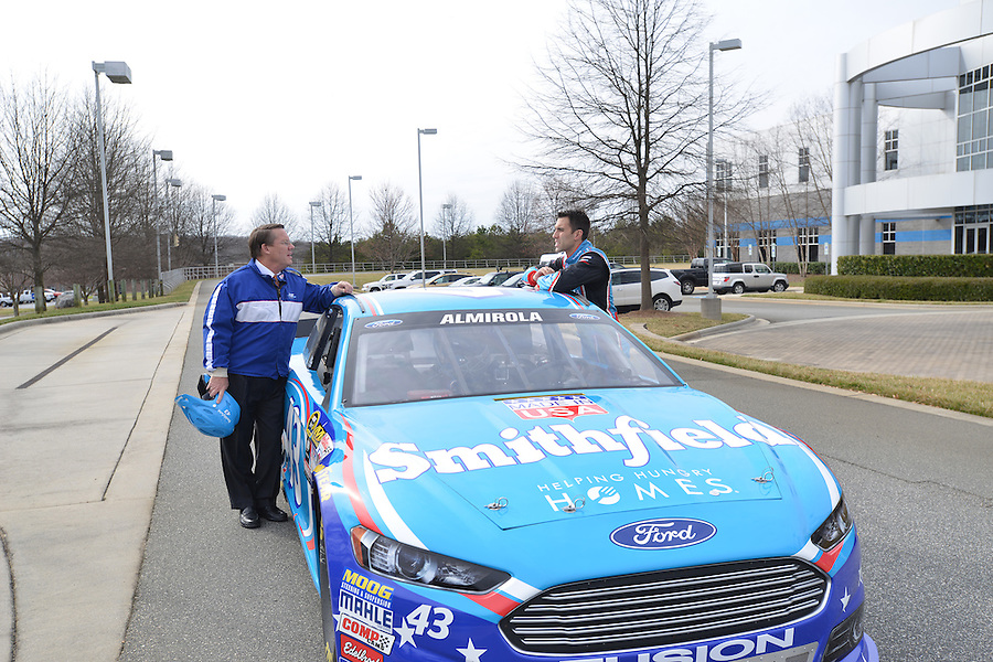 Smithfield Banker event at Richard Petty Motorsports.