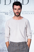 Actor Javier Rey attends presentation of 'El silencio de la Ciudad Blanca' during FestVal in Vitoria, Spain. September 05, 2018. (ALTERPHOTOS/Borja B.Hojas) /NortePhoto.com NORTEPHOTOMEXICO
